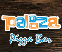 logo Palooza Pizza Bar