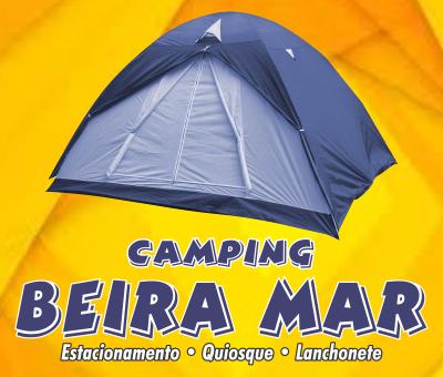 Camping Beira Mar em Guarujá