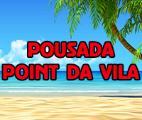 Pousada Point da Vila em Guarujá
