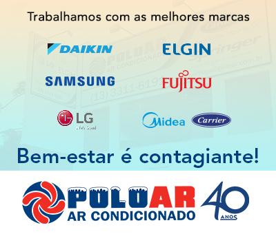 Poloar Ar condicionado em Guarujá