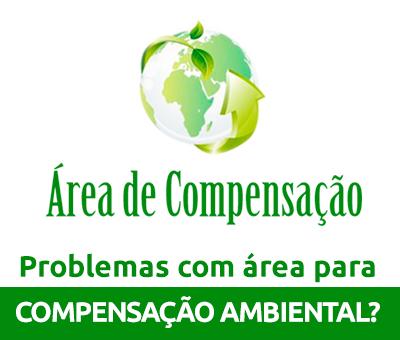 Área Compensação - Licenciamento Ambiental em Guarujá