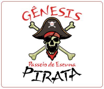Escuna Gênesis em Guarujá