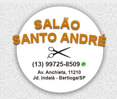 Salão Santo André em Guarujá