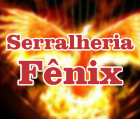 logo Serralheria Fênix