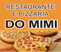 logo Restaurante e Pizzaria do Mimi