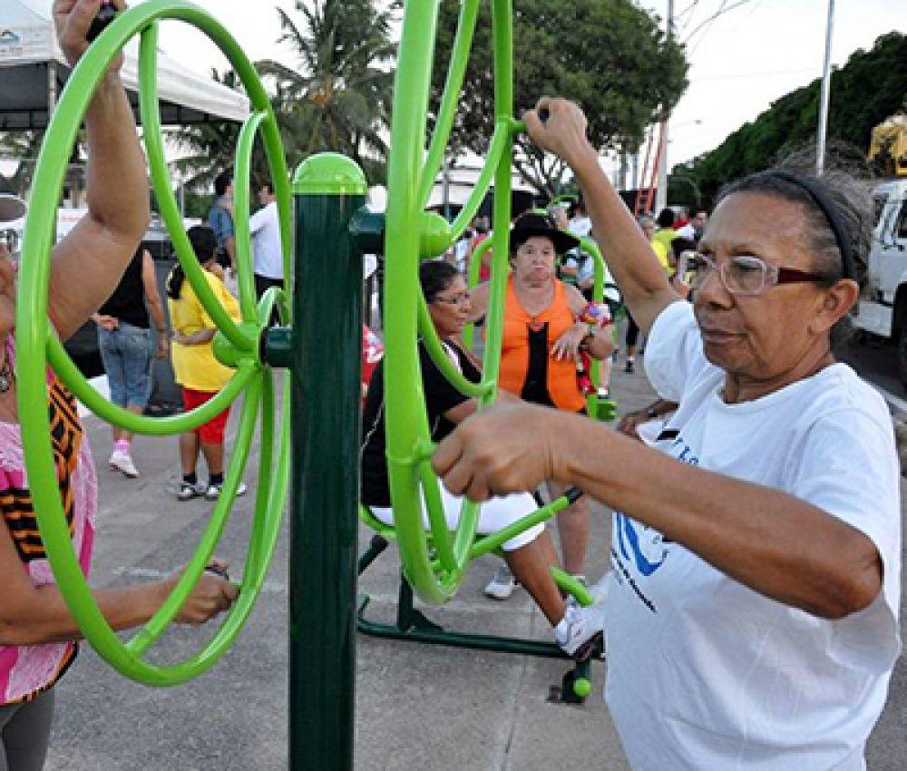 Usafas contam com programas de atividades físicas para pacientes