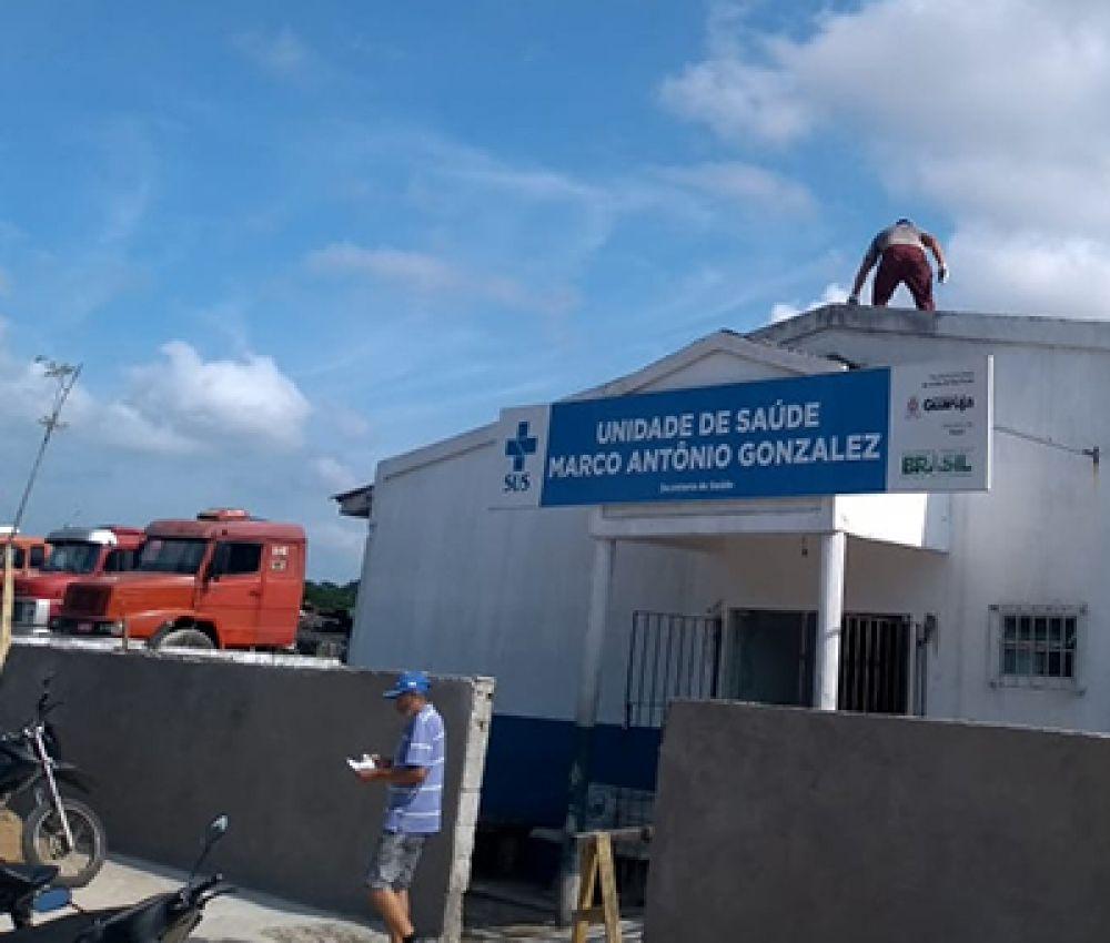 Guarujá anuncia reforma das Unidades de Saúde da Família