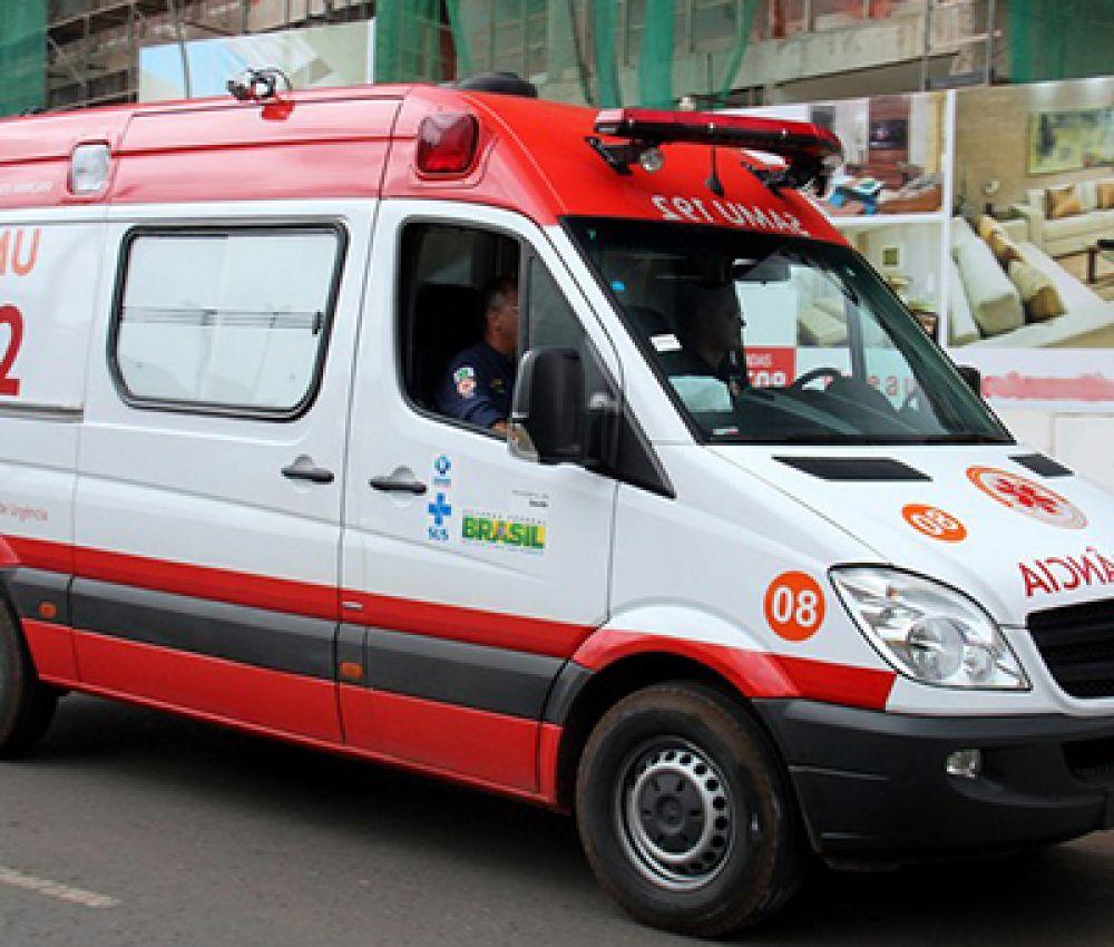 Guarujá ganha ambulância para renovação da frota do SAMU