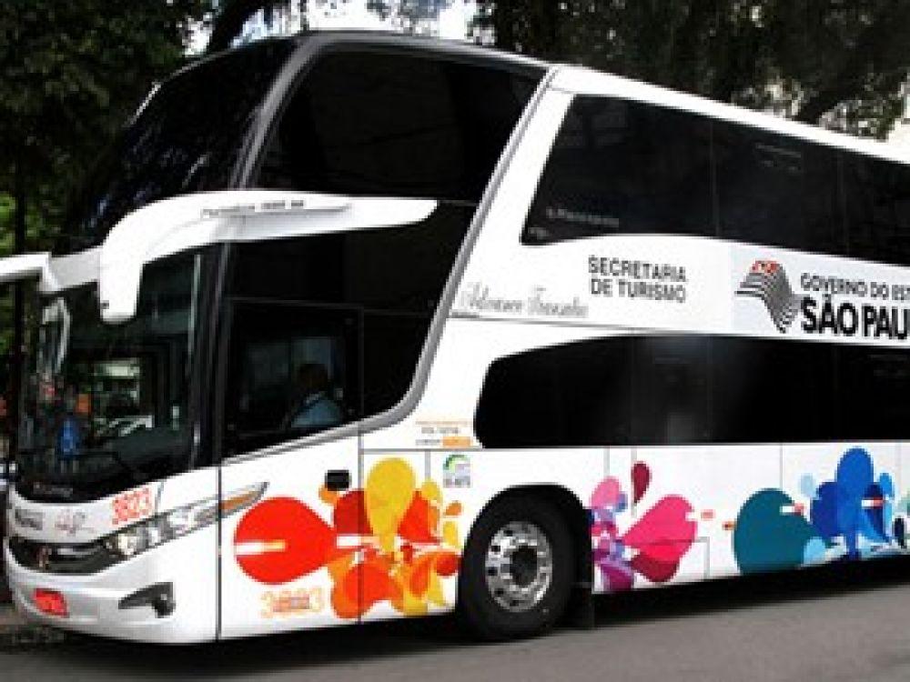Roda SP disponibiliza 26 veículos entre ônibus e vans em 2015