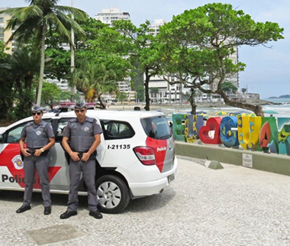 Guarujá renova convênio da Operação Delegada para intensificar segurança