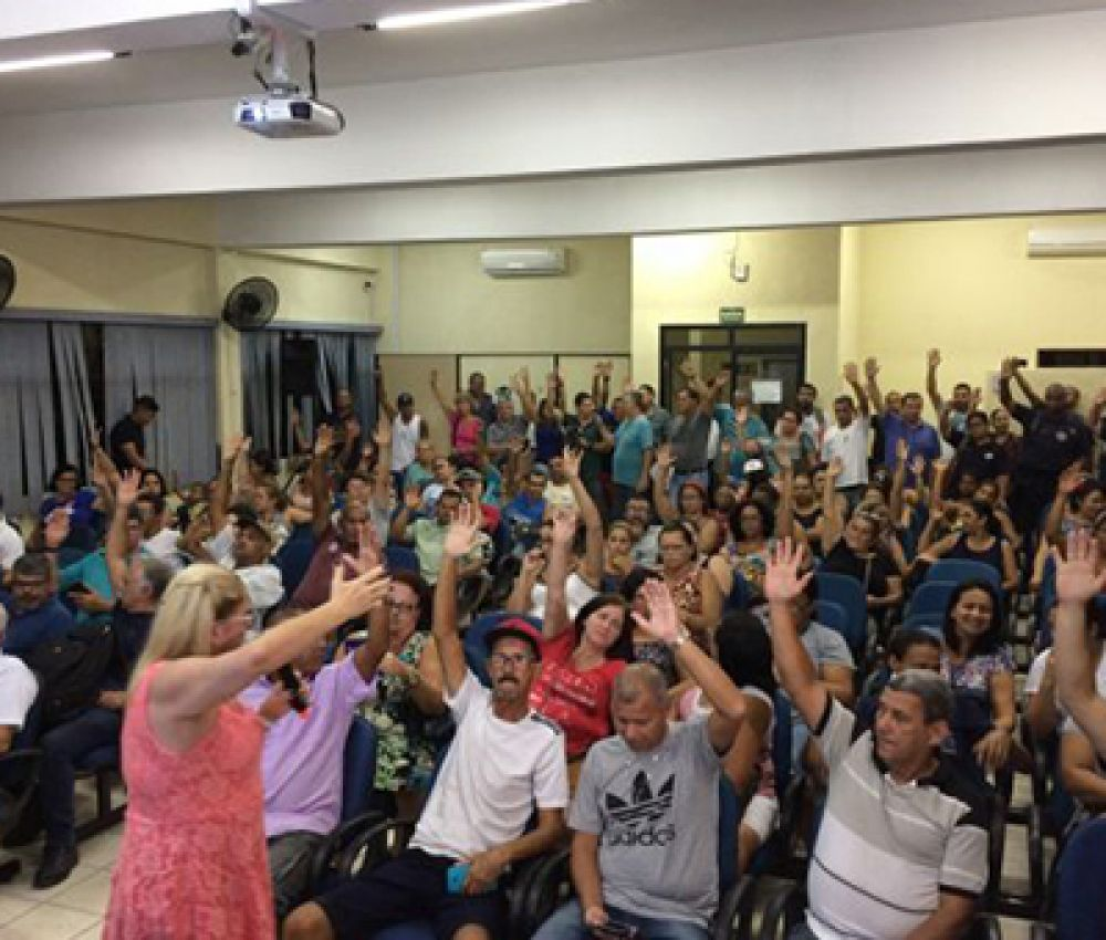 Com cerca de 150 participantes, Plenárias da Saúde definem 51 propostas