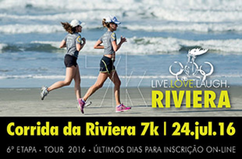 Tour 2016 do Circuito de Corrida dos Amigos da Riviera