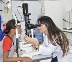 Prefeitura atende cerca de 200 pessoas em mutirão de oftalmologia
